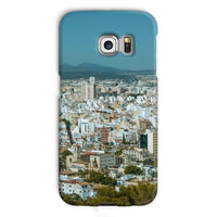 Birdseye View Of Urban Area Phone Case Galaxy S6 Edge / Snap Gloss & Tablet Cases