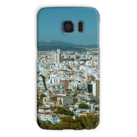 Birdseye View Of Urban Area Phone Case Galaxy S6 / Snap Gloss & Tablet Cases