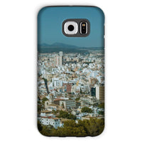 Birdseye View Of Urban Area Phone Case Galaxy S6 / Tough Gloss & Tablet Cases