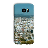 Birdseye View Of Urban Area Phone Case Galaxy S7 Edge / Snap Gloss & Tablet Cases