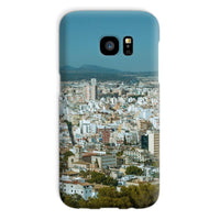 Birdseye View Of Urban Area Phone Case Galaxy S7 / Snap Gloss & Tablet Cases