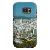 Birdseye View Of Urban Area Phone Case Galaxy S7 / Tough Gloss & Tablet Cases