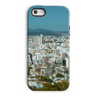 Birdseye View Of Urban Area Phone Case Iphone 5/5S / Tough Gloss & Tablet Cases