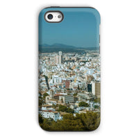 Birdseye View Of Urban Area Phone Case Iphone 5C / Tough Gloss & Tablet Cases