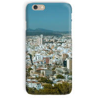 Birdseye View Of Urban Area Phone Case Iphone 6 / Snap Gloss & Tablet Cases