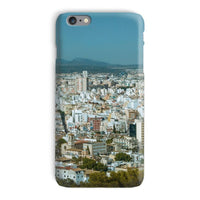 Birdseye View Of Urban Area Phone Case Iphone 6S Plus / Snap Gloss & Tablet Cases