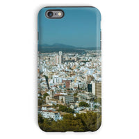 Birdseye View Of Urban Area Phone Case Iphone 6S Plus / Tough Gloss & Tablet Cases