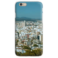 Birdseye View Of Urban Area Phone Case Iphone 6S / Snap Gloss & Tablet Cases