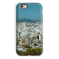 Birdseye View Of Urban Area Phone Case Iphone 6S / Tough Gloss & Tablet Cases