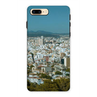 Birdseye View Of Urban Area Phone Case Iphone 7 Plus / Tough Gloss & Tablet Cases