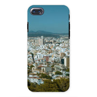 Birdseye View Of Urban Area Phone Case Iphone 7 / Tough Gloss & Tablet Cases