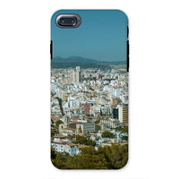 Birdseye View Of Urban Area Phone Case Iphone 8 / Tough Gloss & Tablet Cases