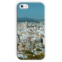 Birdseye View Of Urban Area Phone Case Iphone Se / Snap Gloss & Tablet Cases