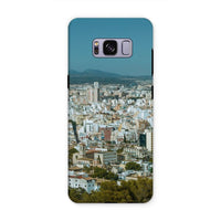 Birdseye View Of Urban Area Phone Case Samsung S8 Plus / Tough Gloss & Tablet Cases