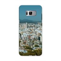 Birdseye View Of Urban Area Phone Case Samsung S8 / Tough Gloss & Tablet Cases