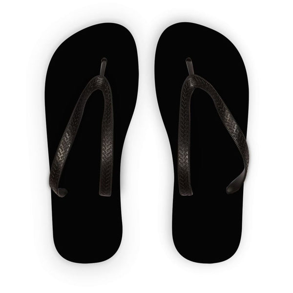 Black Color Flip Flops S Accessories