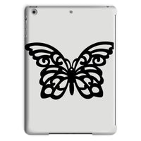Black Swirl Butterfly Tablet Case Ipad Air Phone & Cases
