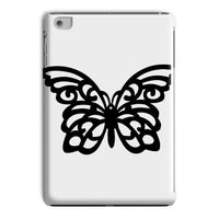Black Swirl Butterfly Tablet Case Ipad Mini 4 Phone & Cases