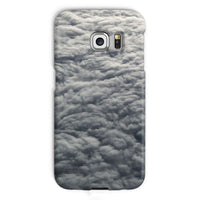 Blanket Of Fluffy Clouds Phone Case Galaxy S6 Edge / Snap Gloss & Tablet Cases