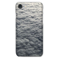 Blanket Of Fluffy Clouds Phone Case Iphone 8 / Snap Gloss & Tablet Cases