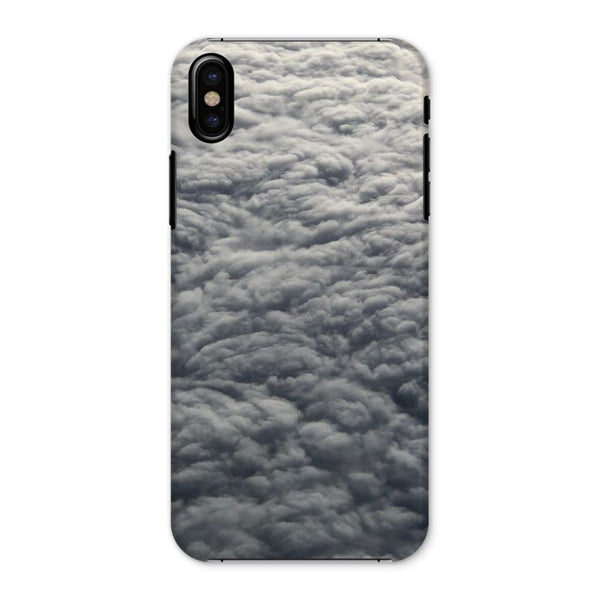 Blanket Of Fluffy Clouds Phone Case Iphone X / Snap Gloss & Tablet Cases