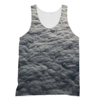 Blanket Of Fluffy Clouds Sublimation Vest Xs Apparel