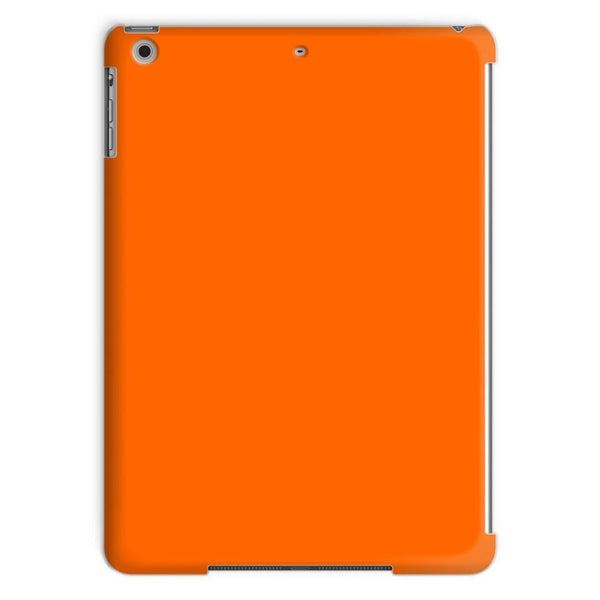 Blaze Orange Color Tablet Case Ipad Air Phone & Cases