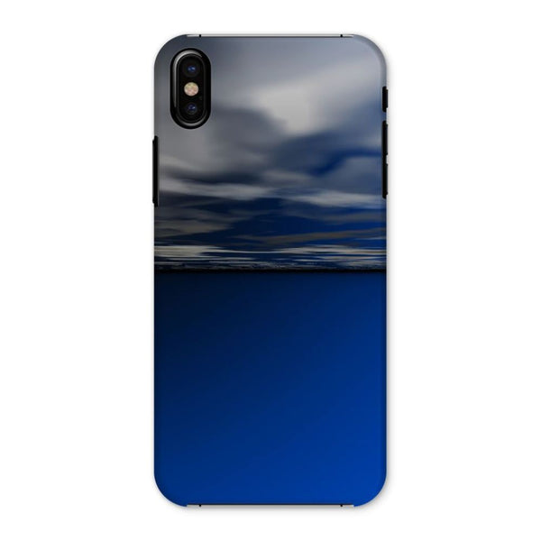 Blue Calm Ocean Water Phone Case Iphone X / Snap Gloss & Tablet Cases