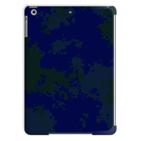 Blue Camouflage Pattern Tablet Case Ipad Air Phone & Cases