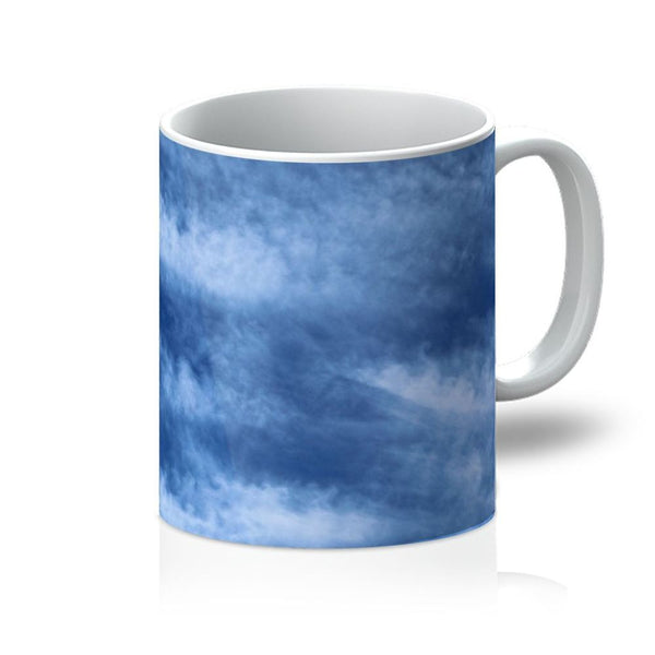 Blue Clouds Mug 11Oz Homeware