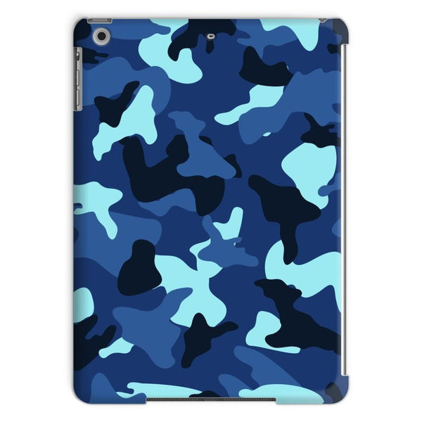 Blue Marine Army Camo Tablet Case Ipad Air Phone & Cases
