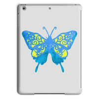 Blue Yellow Butterfly Tablet Case Ipad Air Phone & Cases