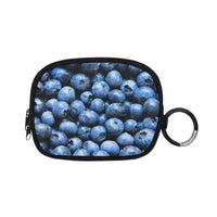 Blueberries Pattern Coin Purse (Model 1605) (1605)