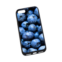 Blueberries Pattern Iphone 7 4.7 Case Rubber