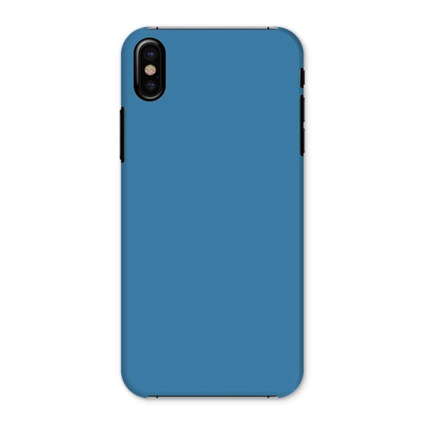 Boston Blue Phone Case Iphone X / Snap Gloss & Tablet Cases