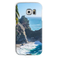 Breathtaking Tropical Beach Phone Case Galaxy S6 Edge / Snap Gloss & Tablet Cases