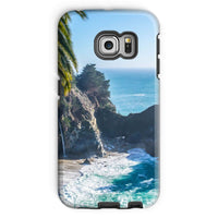 Breathtaking Tropical Beach Phone Case Galaxy S6 Edge / Tough Gloss & Tablet Cases
