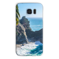 Breathtaking Tropical Beach Phone Case Galaxy S6 / Snap Gloss & Tablet Cases