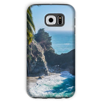 Breathtaking Tropical Beach Phone Case Galaxy S6 / Tough Gloss & Tablet Cases