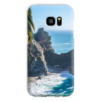 Breathtaking Tropical Beach Phone Case Galaxy S7 / Snap Gloss & Tablet Cases