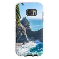Breathtaking Tropical Beach Phone Case Galaxy S7 / Tough Gloss & Tablet Cases