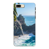Breathtaking Tropical Beach Phone Case Iphone 7 Plus / Tough Gloss & Tablet Cases