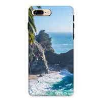 Breathtaking Tropical Beach Phone Case Iphone 8 Plus / Tough Gloss & Tablet Cases