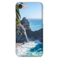 Breathtaking Tropical Beach Phone Case Iphone 8 / Snap Gloss & Tablet Cases