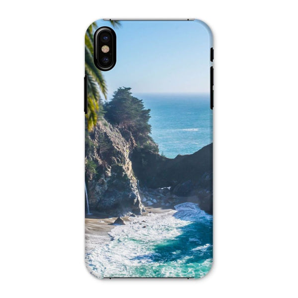 Breathtaking Tropical Beach Phone Case Iphone X / Snap Gloss & Tablet Cases