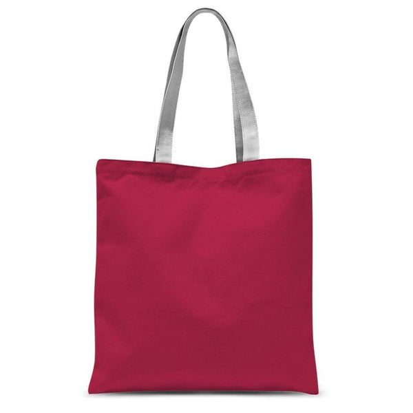 Brick Red Sublimation Tote Bag 15X16.5 Accessories