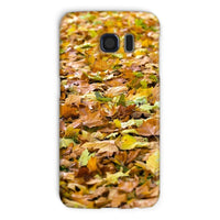 Brown Autum Phone Case Galaxy S6 / Snap Gloss & Tablet Cases