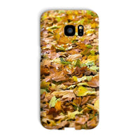 Brown Autum Phone Case Galaxy S7 Edge / Snap Gloss & Tablet Cases