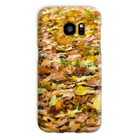 Brown Autum Phone Case Galaxy S7 / Snap Gloss & Tablet Cases