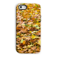 Brown Autum Phone Case Iphone 5/5S / Tough Gloss & Tablet Cases